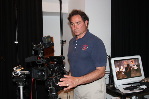 st louis video production testimonial taping session